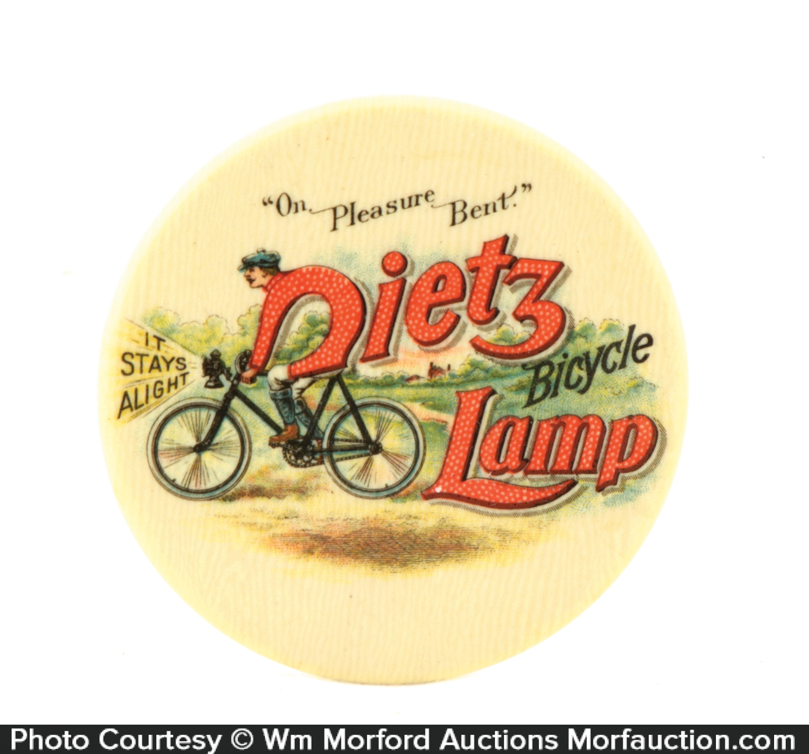 Dietz Bicycle Lamps Mirror