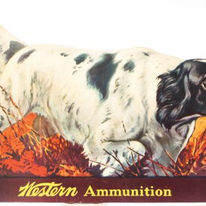 Western Ammo Sign