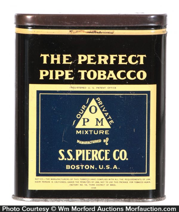 Perfect Pipe Pocket Tin