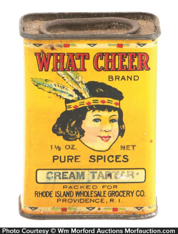 What Cheer Spice