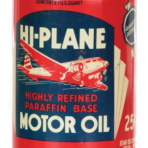 Hi-Plane Oil Can