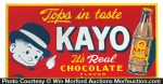 Kayo Soda Sign