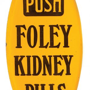 Foley Door Push