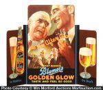 Blumer Beer Sign