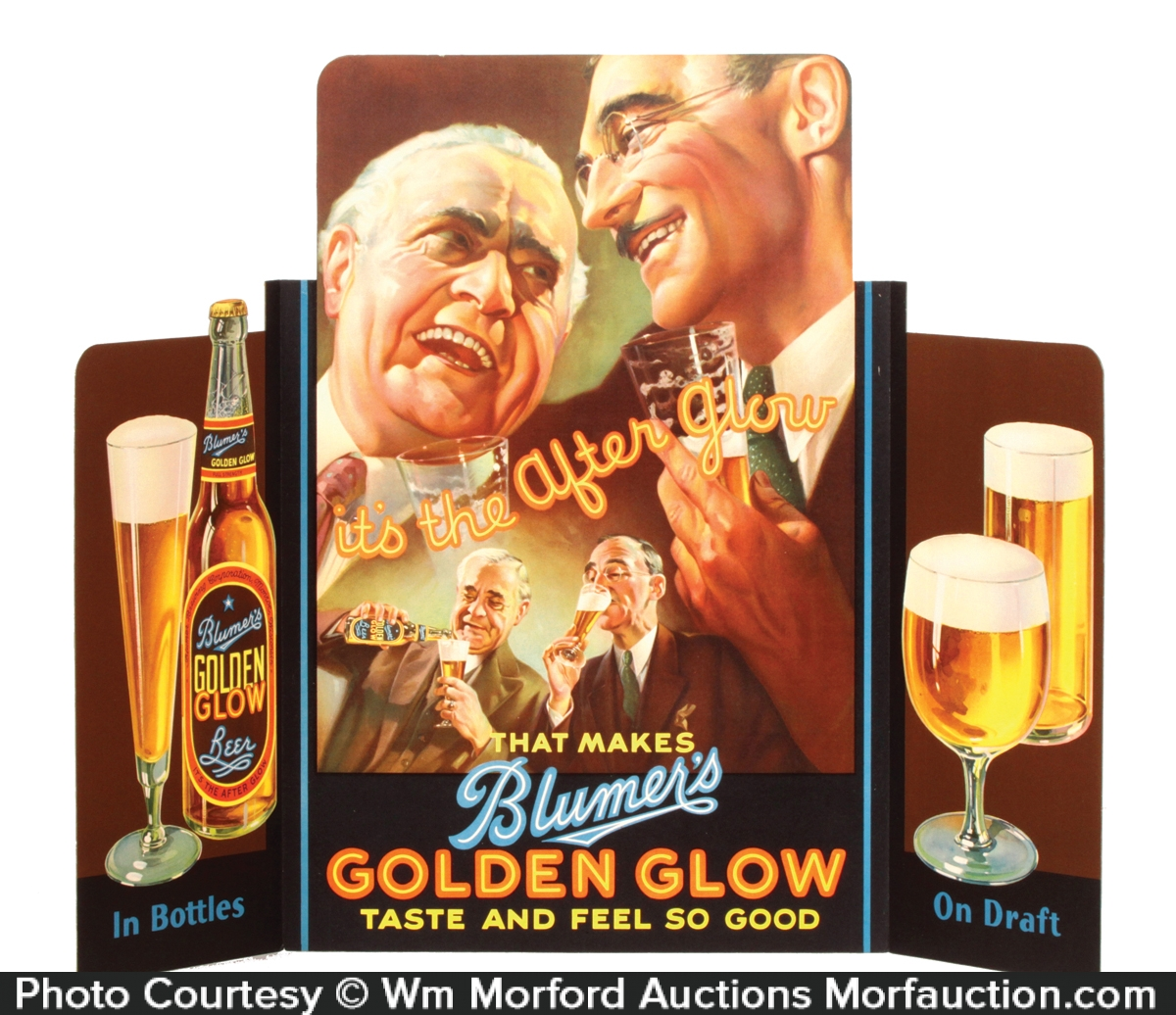 Blumer Beer Sign