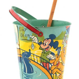 Disney Amusement Park Sand Pail