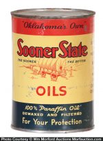 Sooner State Oil Can