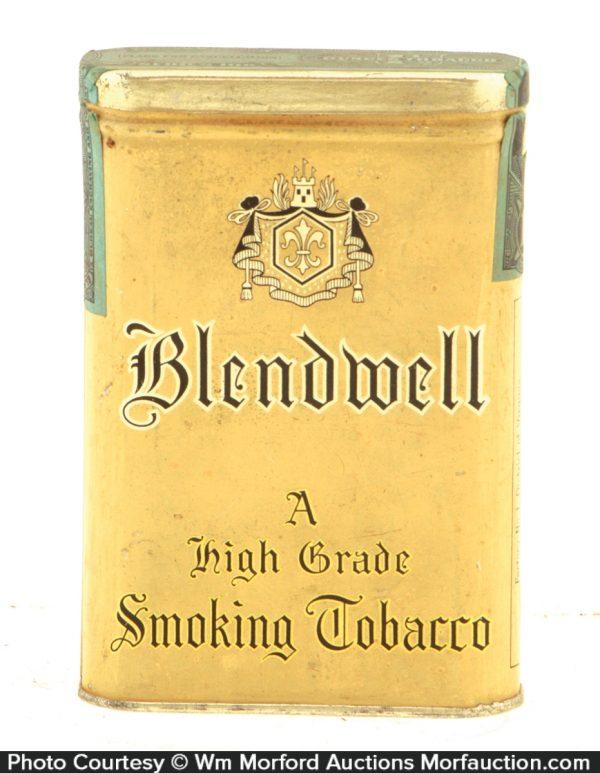Blendwell Pocket Tin