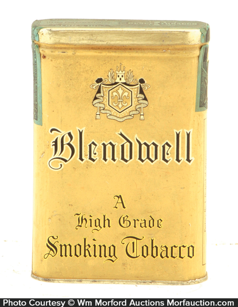 Blendwell Pocket Tin