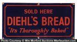 Diehl's Bread Sign
