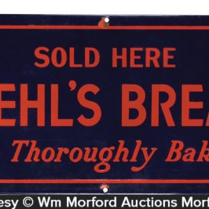 Diehl's Bread Sign