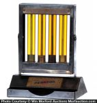 Pennzoil Motor Oil Salesman's Display