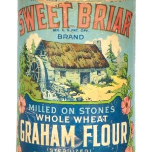 Sweet Briar Graham Flour Box