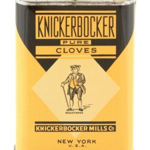 Knickerbocker Spice Tin