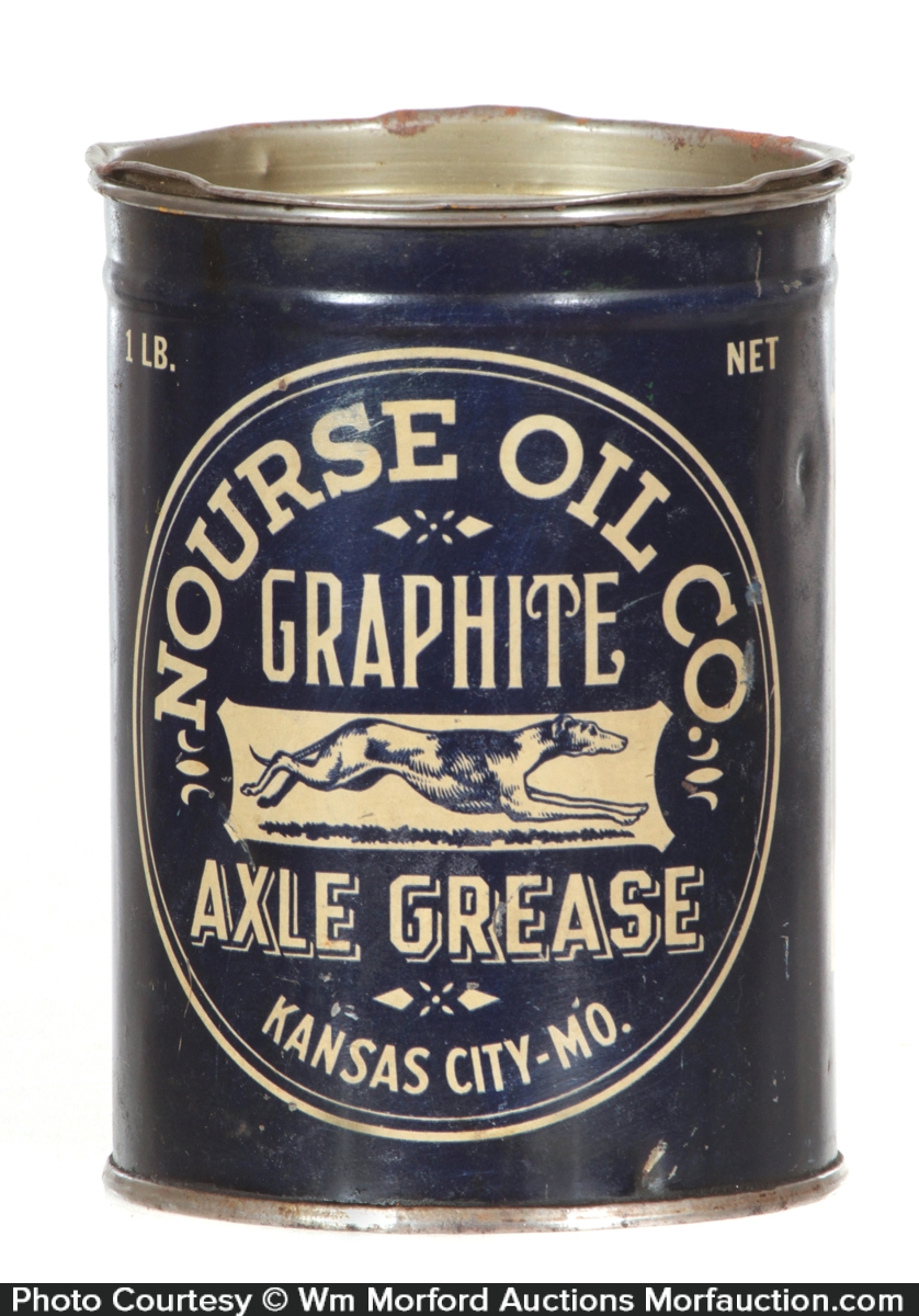 Nourse Axle Grease