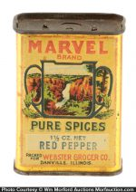 Marvel Spice Tin