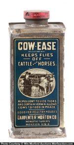 Cow Ease Tin