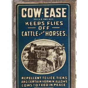 Cow Ease Tin