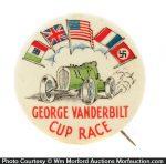 Vanderbilt Cup Pin
