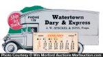 Express Truck Desk Calendar