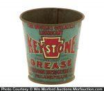 Keystone Grease Cup