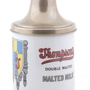 Thompson's Malt Container