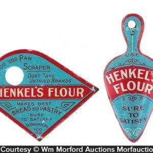 Henkel's Flour Advertising