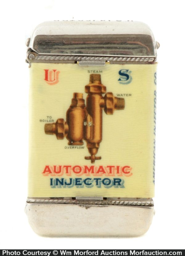 American Injector Match Safe