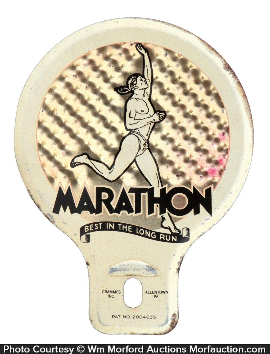 Marathon Bumper Tag