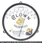 Clown Cigarettes Thermometer