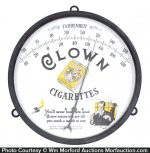 Clown Cigarettes Thermometer
