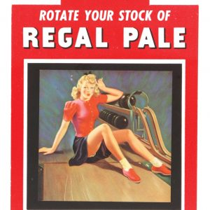 Regal Pale Sign