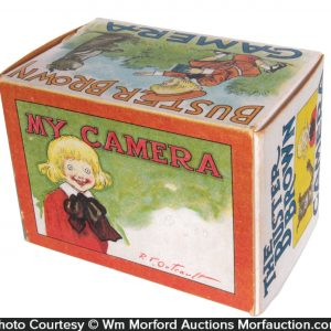 Buster Brown Camera Box