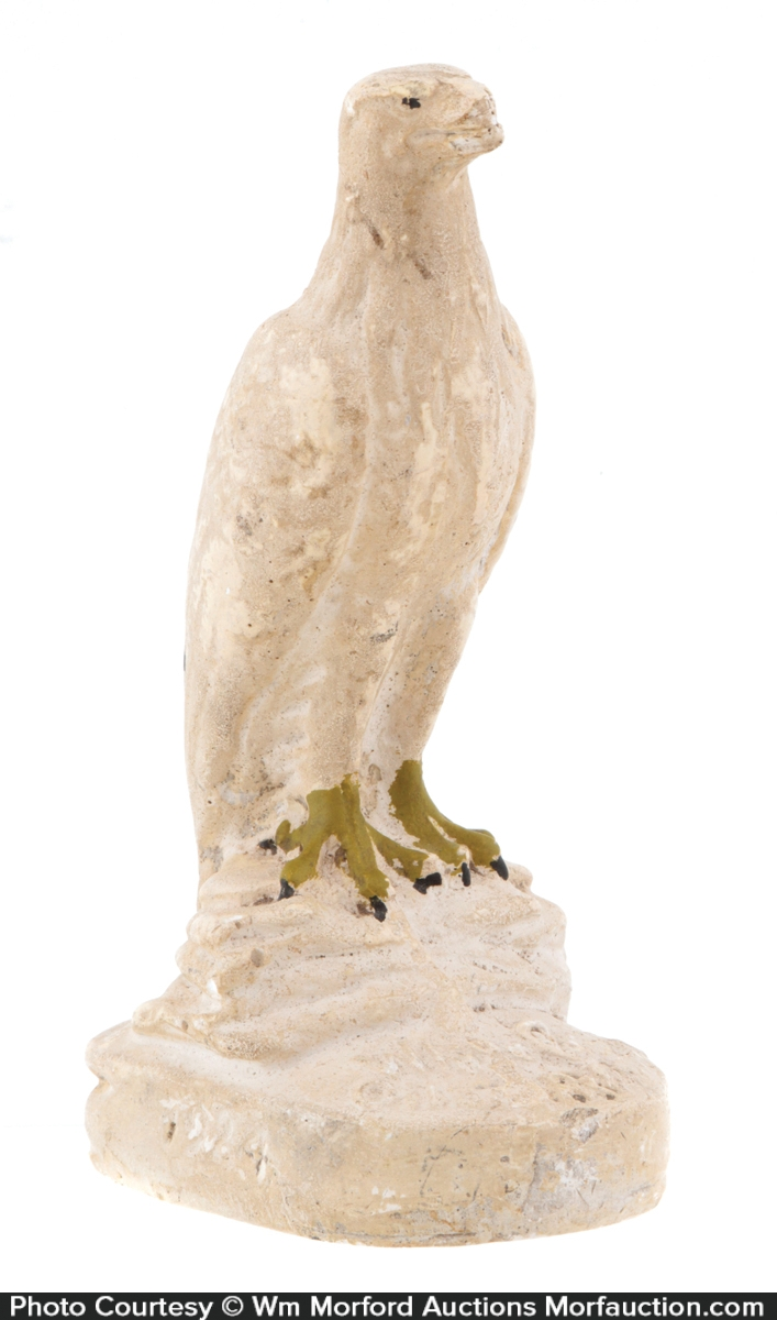 White Eagle Oil Figure