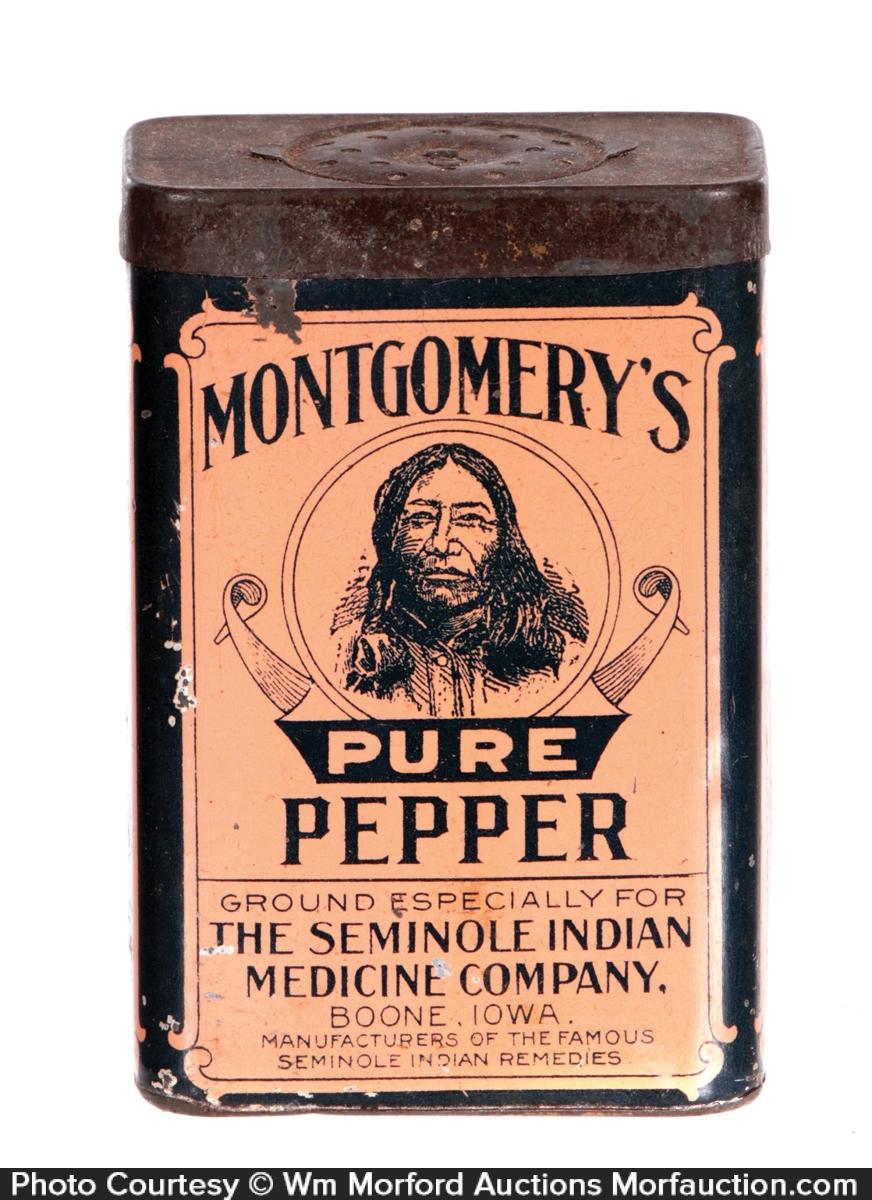 Montgomery Spice Tin
