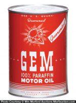 GEM Oil Can