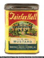 Fairfax Hall Spice