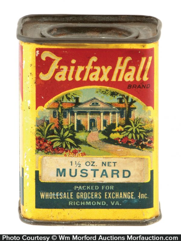Fairfax Hall Spice