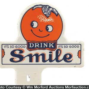 Smile Bumper Tag