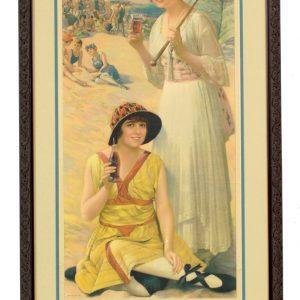 1918 Coke Calendar