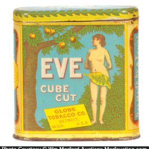 Eve Tobacco Pocket Tin