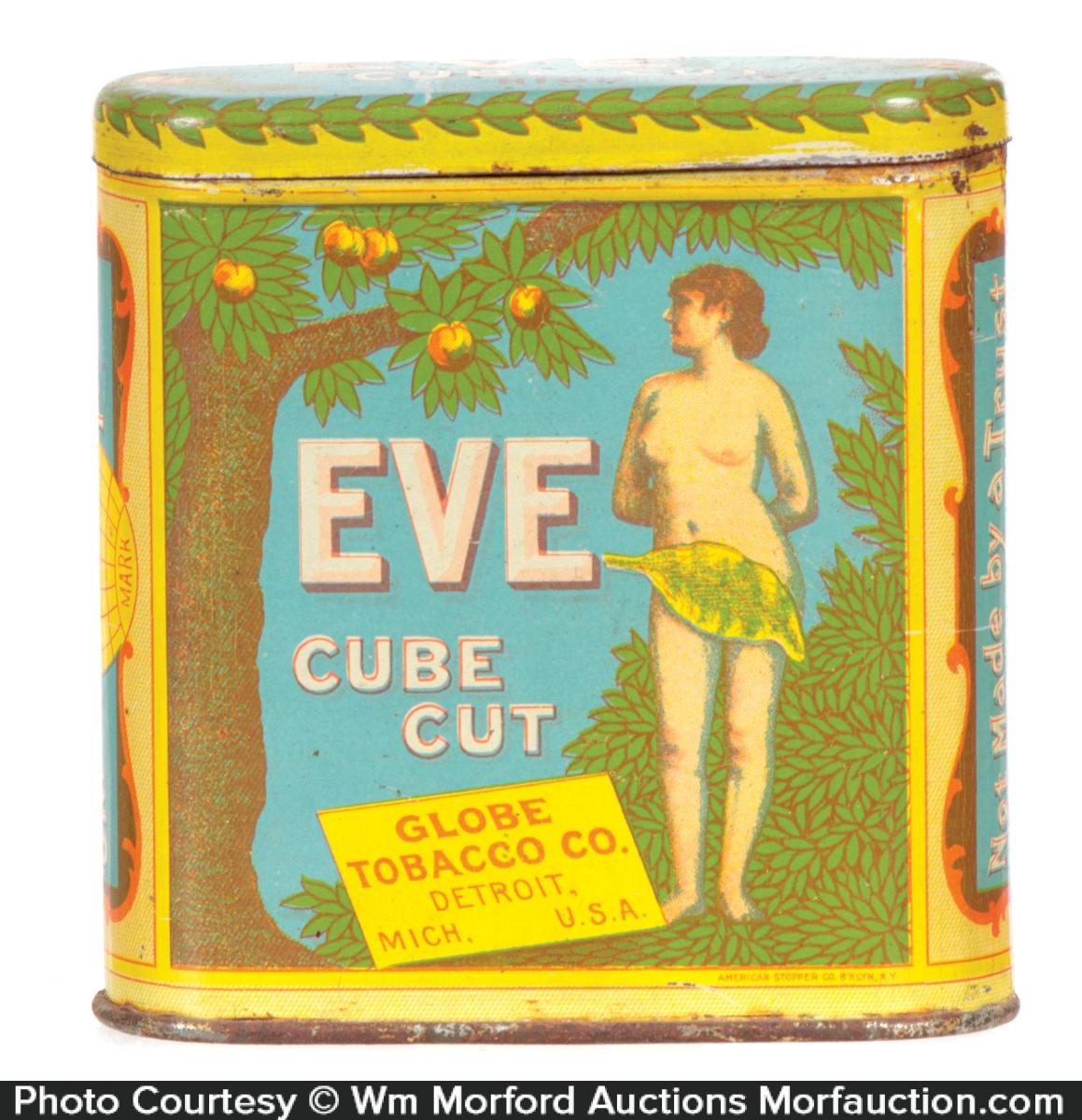 Eve Tobacco Pocket Tin