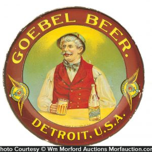 Goebel Beer Tip Tray