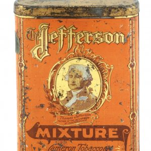 Jefferson Mixture Pocket Tin