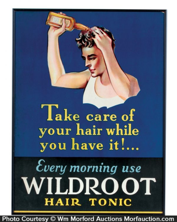 Wildroot Sign