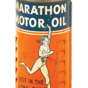 Marathon Motor Oil Pot Scraper