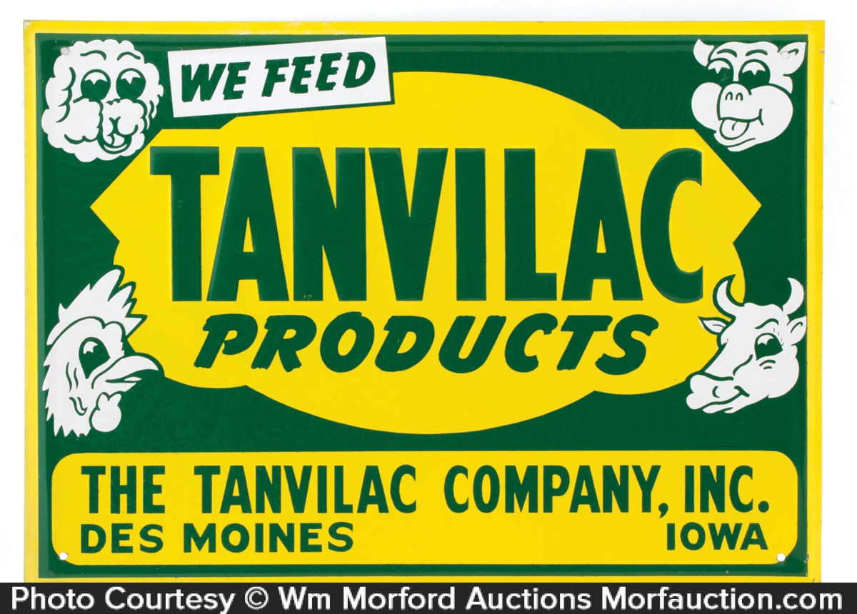 Tanvilac Feeds Sign