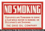 Ohio Oil Co. Sign