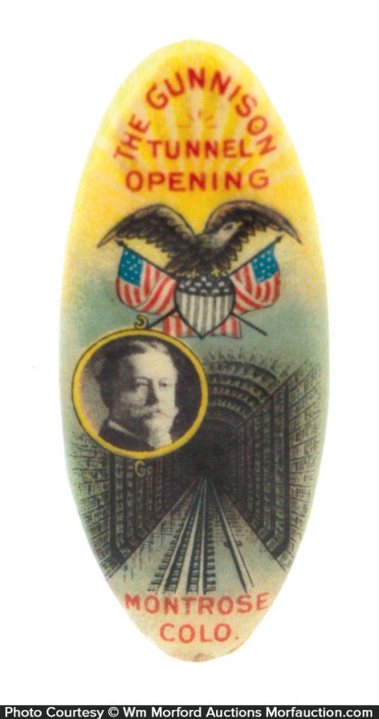 President Taft Pin
