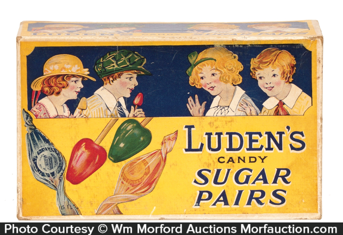 Luden's Candy Box